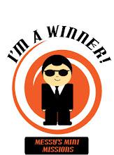 Liam is a winner