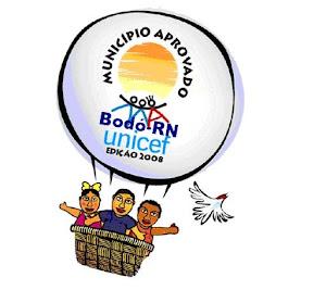 SELO UNICEF BODÒ-RN