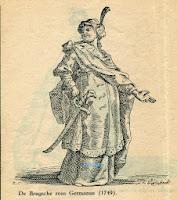 De Brugse reus Germanus 1749