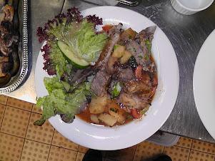 Hausgemachte Speisen