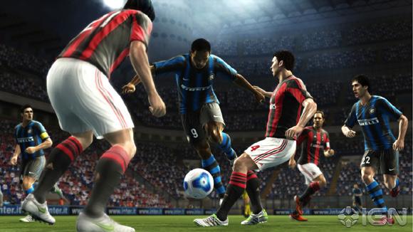 Pro Evolution Soccer - PES 2012
