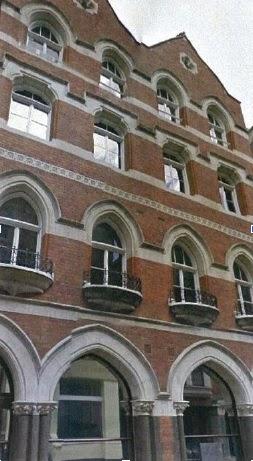 倫敦霍爾本喬治亞時代建築外觀