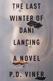 The Last Winter of Dani Lancing P.D. Viner cover