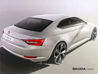 New 2016-2017 Skoda Superb Exterior