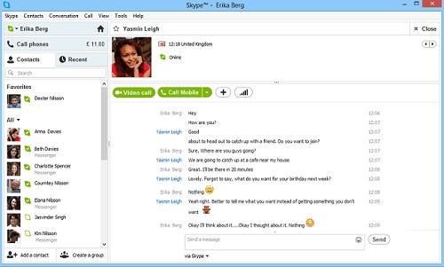 Skype 7.14.0.106 Final Offline Installer Full Version 1
