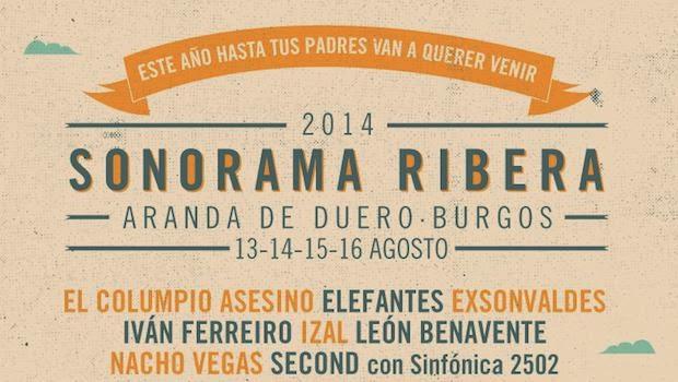 Sonorama Ribera, 2014, Festival, Concierto, Directo