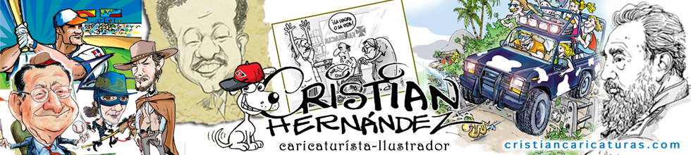 Las Caricaturas de Cristian Hernández