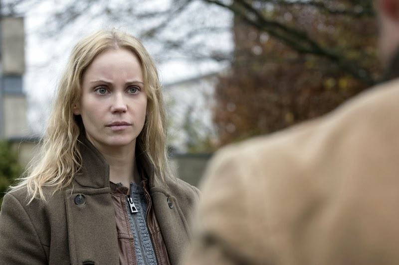 Saga Norén (SOFIA HELIN) in The Bridge 2