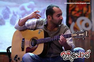 Fahadh Faasil in 'Olipporu' movie