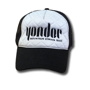 Quilted Trucker Hat