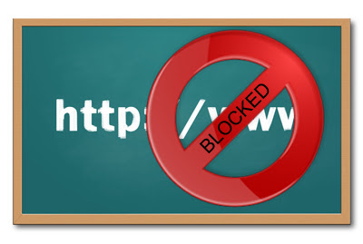 blocking websites