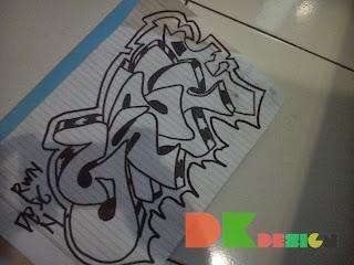 Graffiti New Style