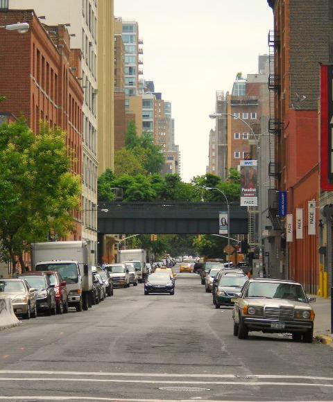 Vistas del High Line