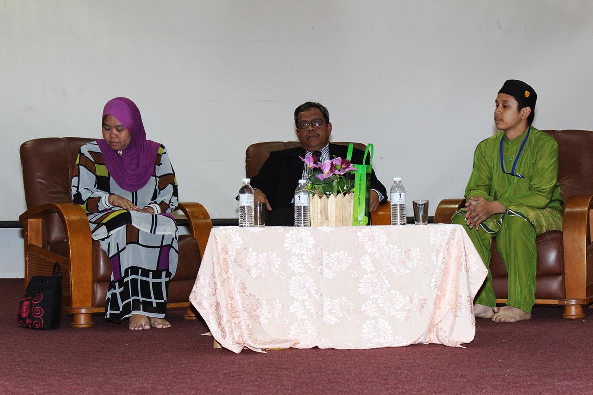 Majlis Solat Hajat & Tahlil Perwira Lahad Datu
