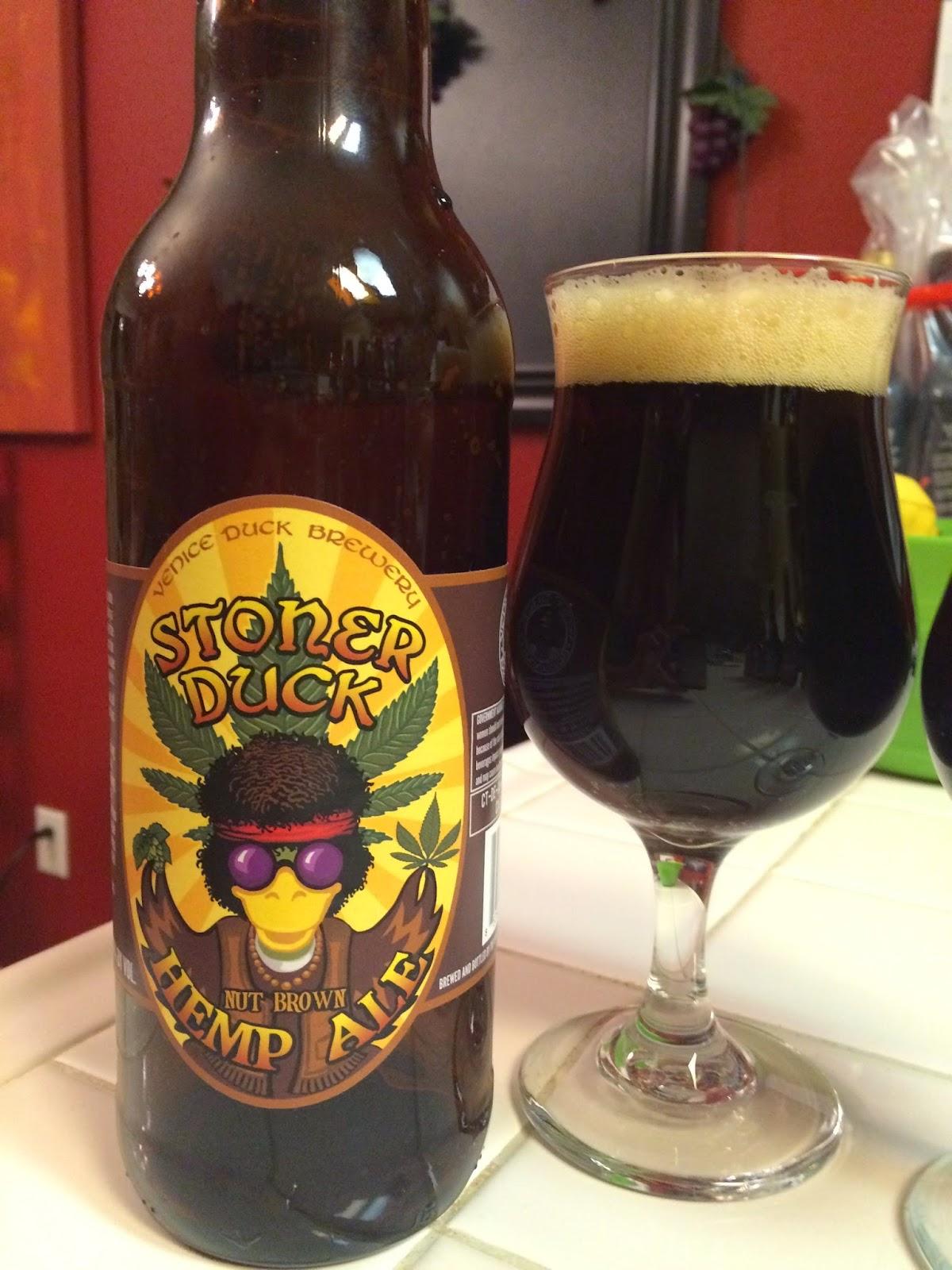 Stoner Duck Hemp Ale 1