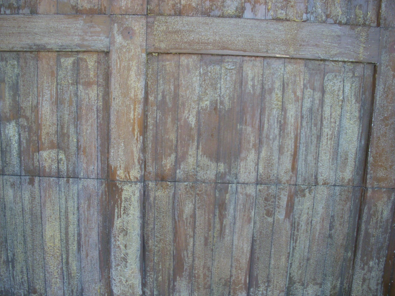 Refinishing Wood Doors