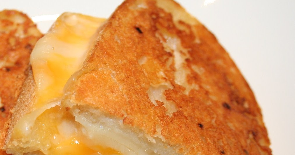 Italian-Fusion: Not Your Mamas Grilled Cheese Sandwich
