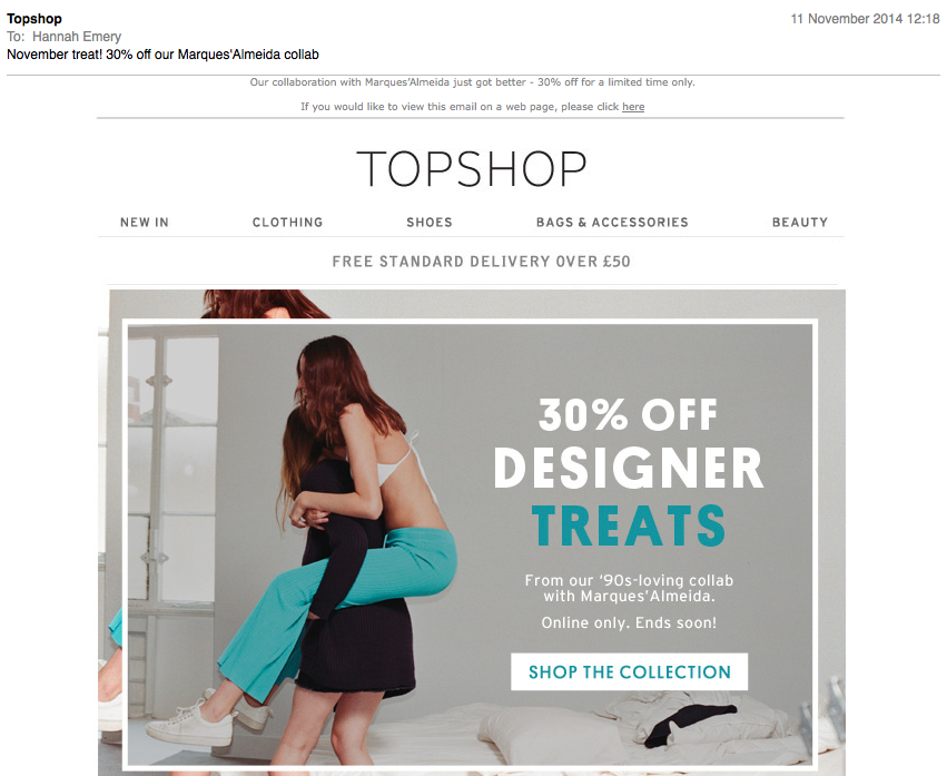 topshop branding strategy The blog has been launched for the purpose of a strategy brand management exercice, in skema we decided to audit the luxury fashion brand burberry, and the multinational retailer topshop.