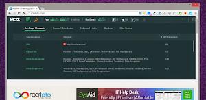 MozBar 3.0: Ücretsiz SEO Toolbar Eklentisi Güncellendi