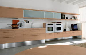 Arredamenti moderni come cambiare colore e stile alla propria cucina - Cambiare colore ante cucina ...
