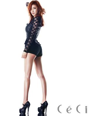 NS Yoon G CeCi Magazine July 2013