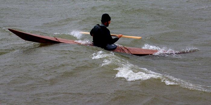 THE CAPTAIN'S BLOG: Skin On Frame Kayak Building Workshop
