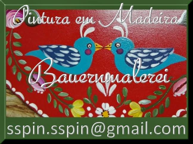 Visite meu Blog de  Pintura Bauernmalerei
