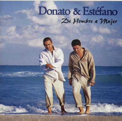 Canciones de Donato y Estéfano para dedicar