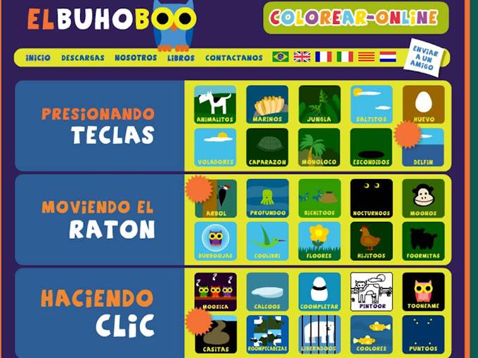 Juegos educativos para bebes y niños pequeños