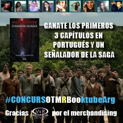 Concurso TheMazeRunner Booktube Argentina