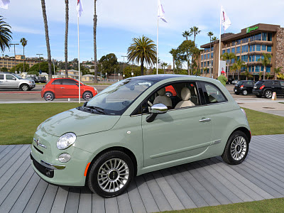 2012 Fiat 500 Best Value Best New Design