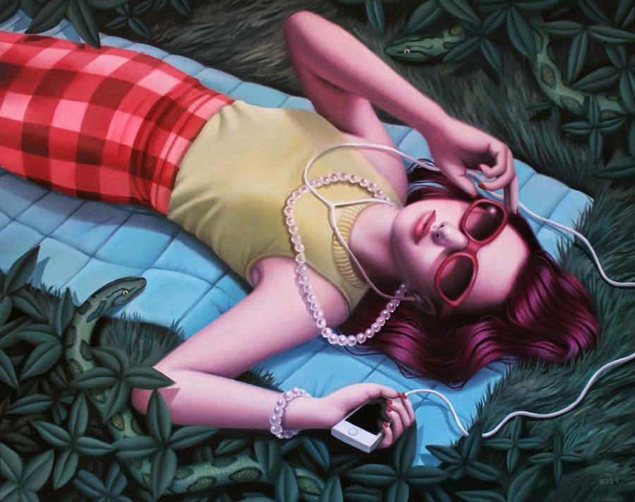 Art of the Day - Sarah Joncas