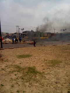 UNIOSUN Students Protest Shooting Of Colleagues By Police