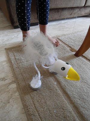 Pássaro Articulado