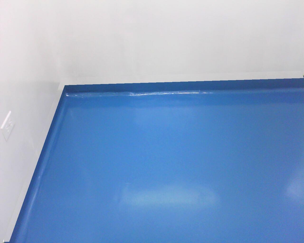 Pintar con pintura epoxica remodelaciones - Pintura para pintar piso de cemento ...