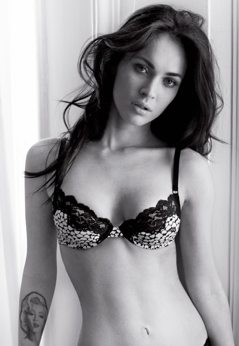 Celebrities of 2012: Megan Fox Hot 2011