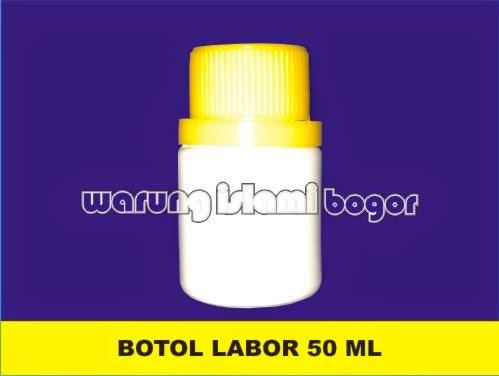 Jual Botol Kapsul HDPE isi 30