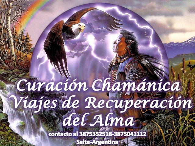 Viajes Chamanicos de Recuperación del ALMA
