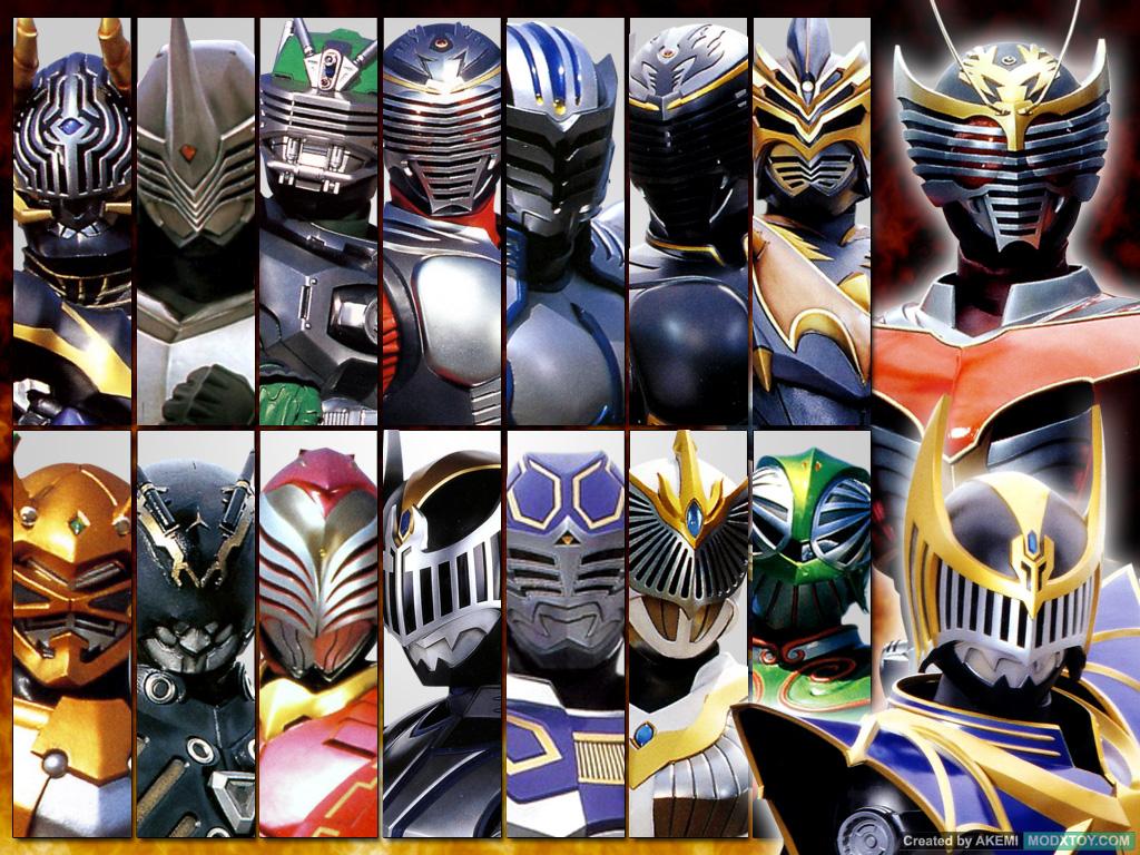 Kamen Rider Ryuki Series