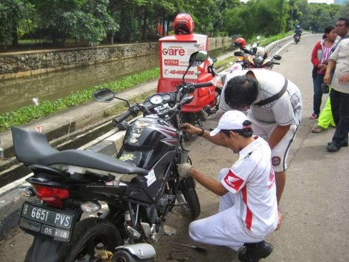 Aksi Peduli AHM Bantu Korban Banjir