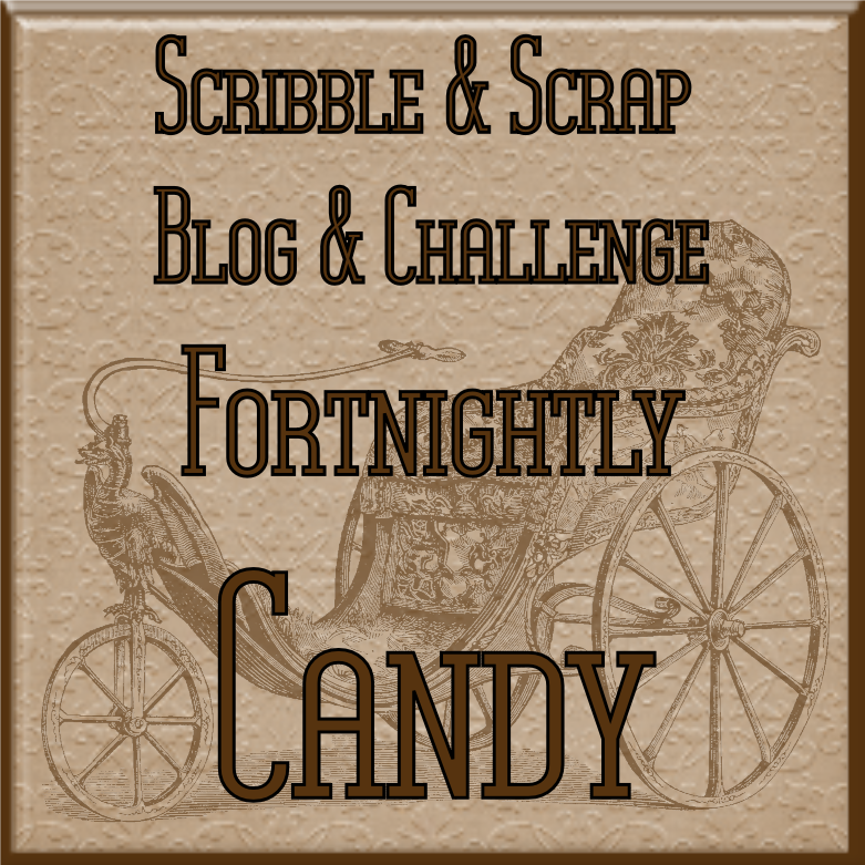 Fortnightly Candy at Scribble and Scraps