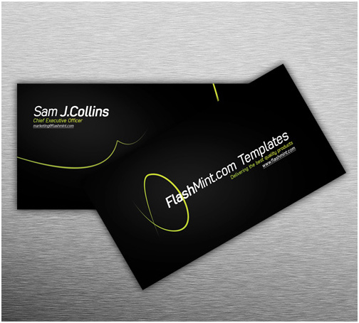 36) Business Card