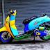 Kumpulan Modifikasi Motor Paling Keren, RX king, Scoopy Dll