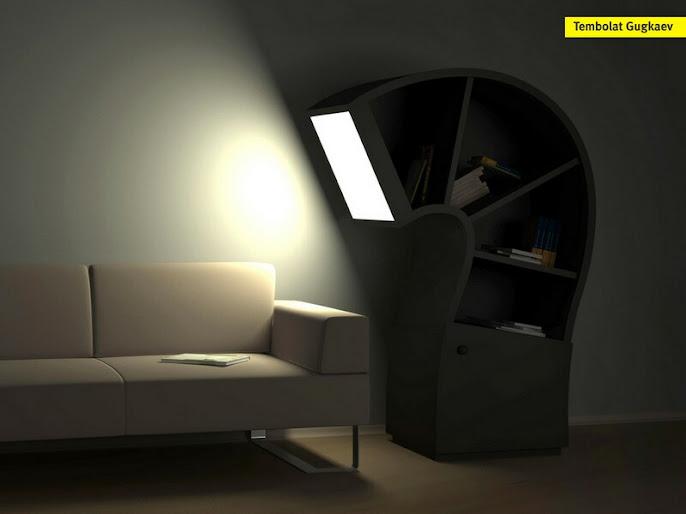 #4 Bookshelf Design Ideas