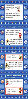 Sprite Comic: Pokemon Randomizer Nuzzlocke Chapter 1 Part 1 What's His Name Again?
