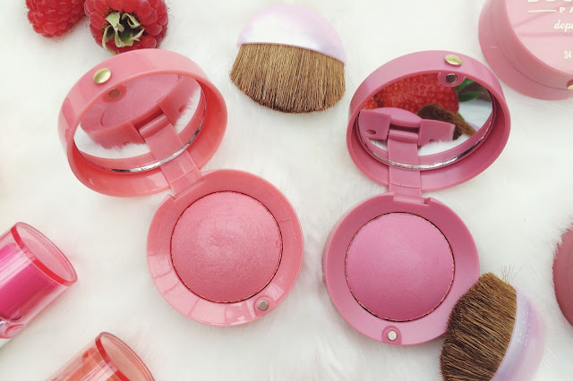 Bourjois Powder Blush review, beauty bloggers