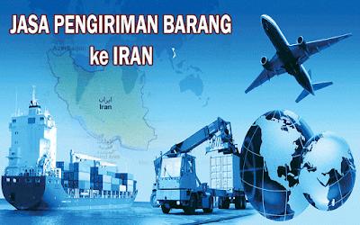 EKSPEDISI MURAH KE IRAN