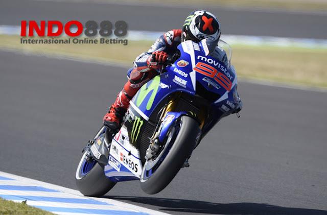 Jorge Lorenzo mendominasi Qualifikasi di Sirkuit Montegi - Indo888News