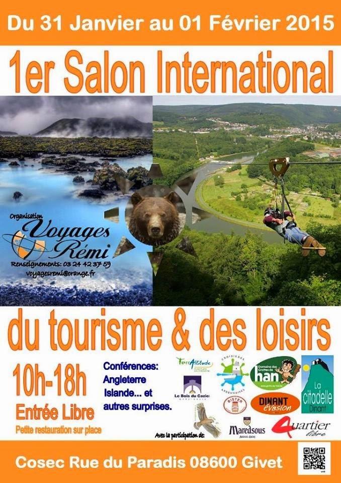A la pointe de la gauche l 39 office de tourisme - Salon tourisme belgique ...