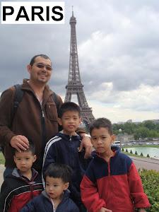 PERCUTIAN KE PARIS: